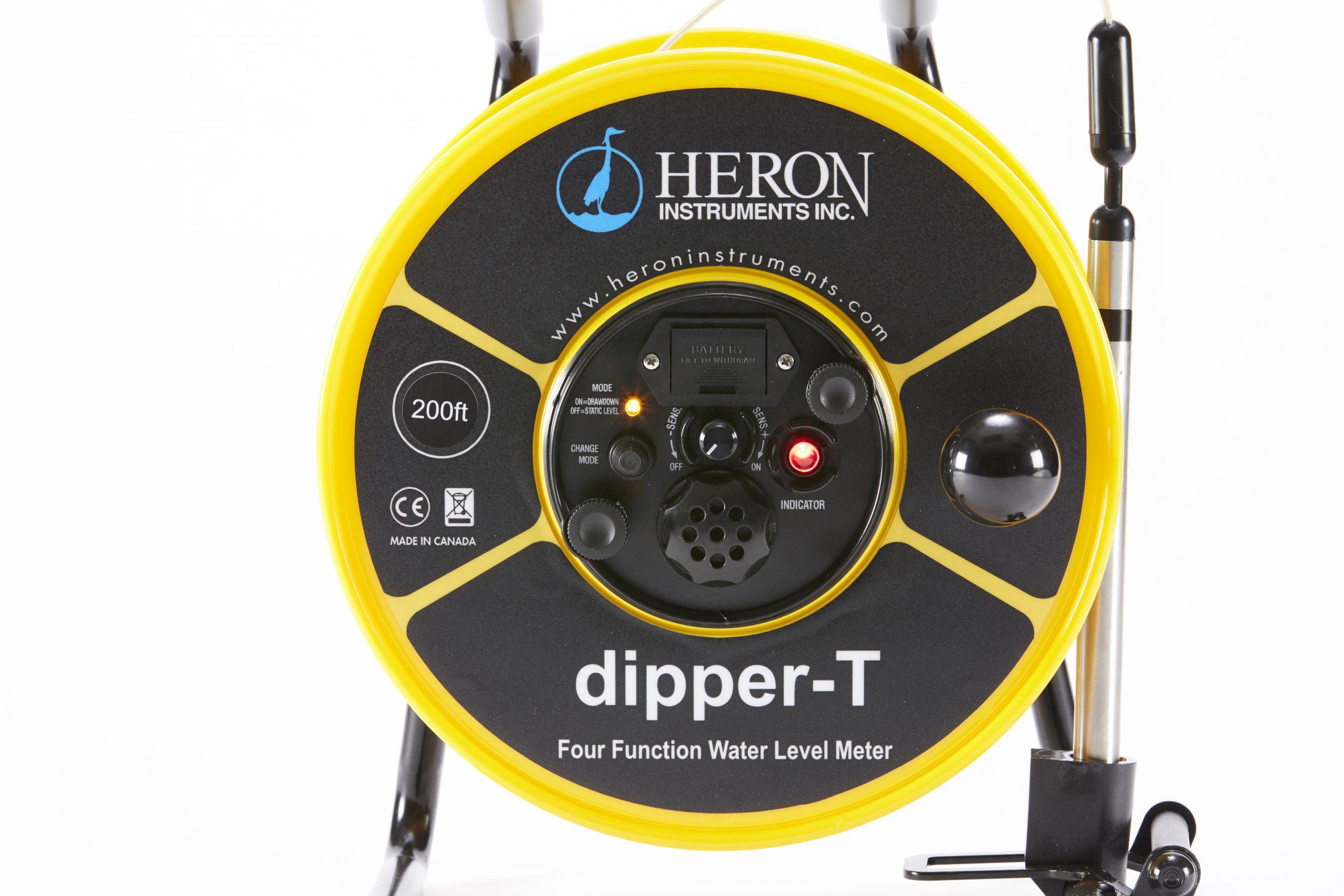 dipper-t water level meter