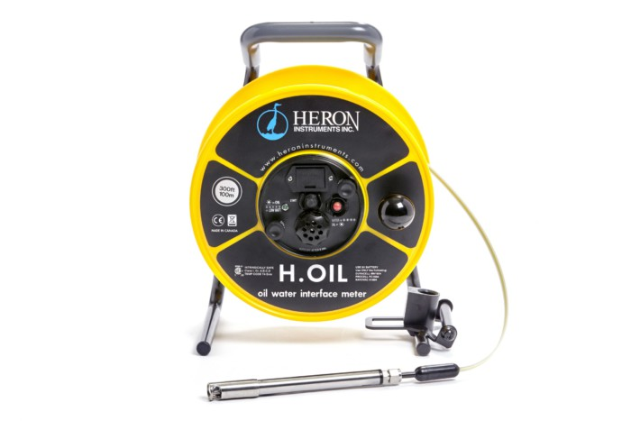 oil water interface meter