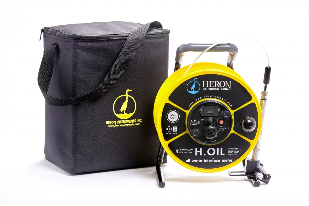 oil water interface meter