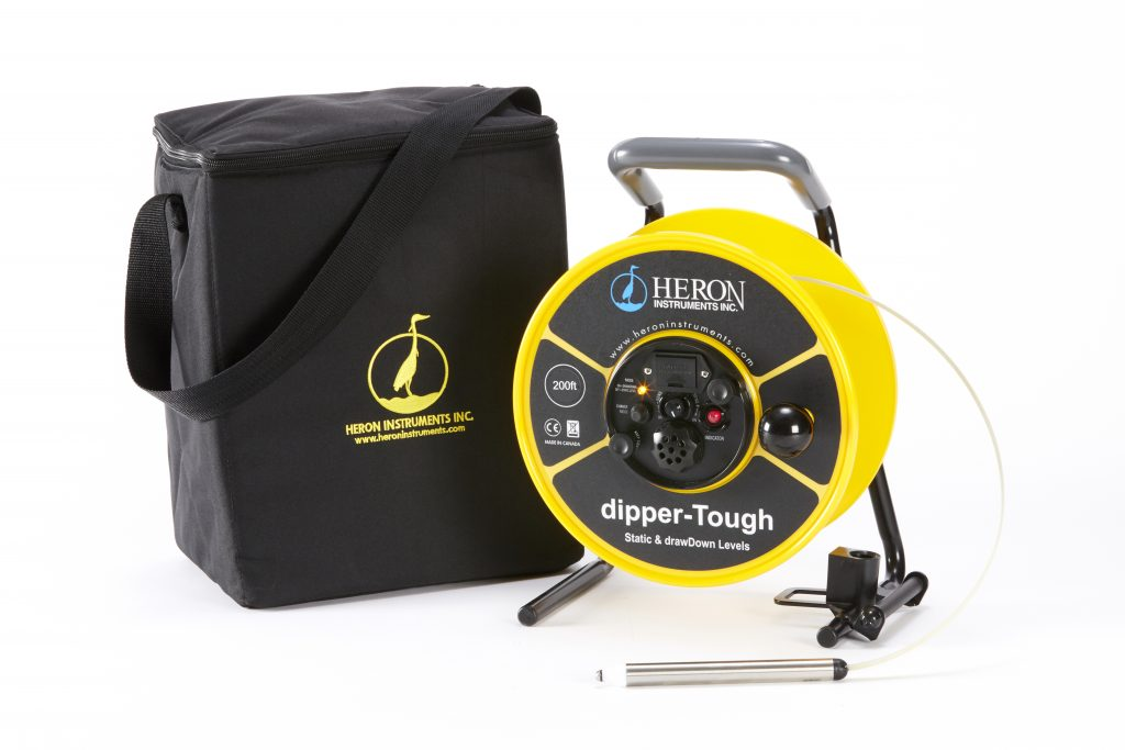 dipper-Tough Harsh Environment Water Level Meter