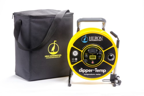 dipper-Temp Temperature Meter