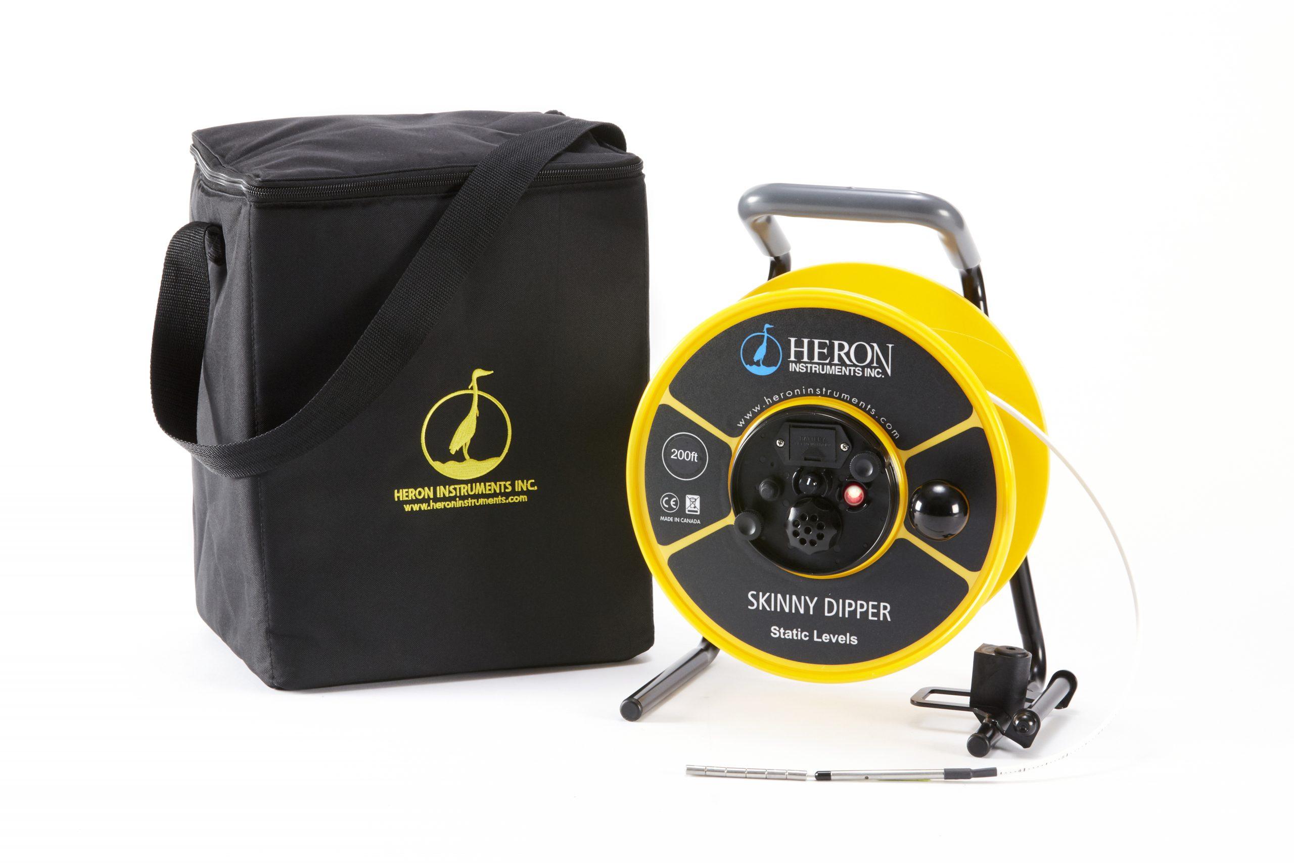 SKINNY DIPPER Narrow Diameter Water Level Meter