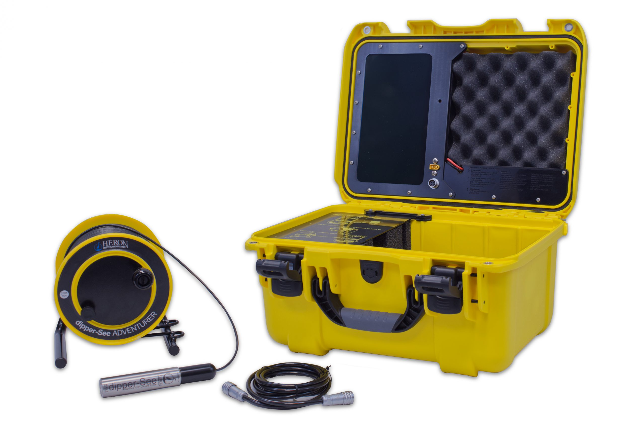 dipper-See ADVENTURER Borehole Inspection Camera